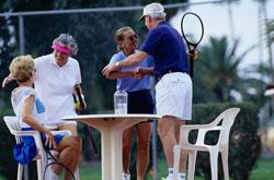 теннис в испании