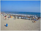 пляж в санта пола