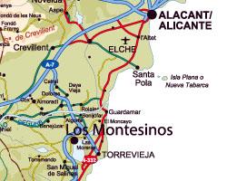 Лос монтесинос