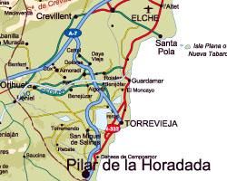 пилар де ла орадада