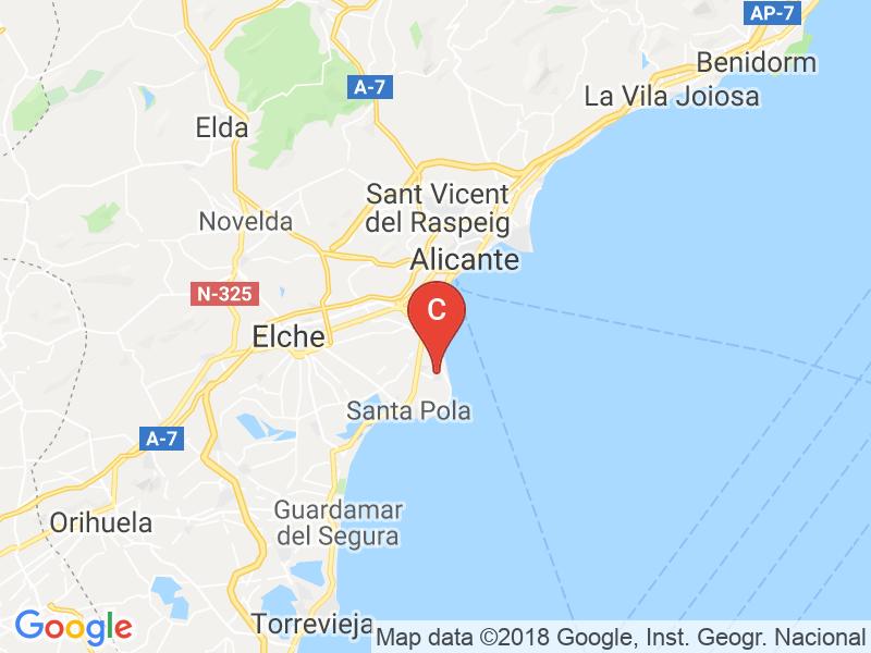 Street Map Of Quesada Spain.Property In Spain Masa International Europe S Leading Spanish